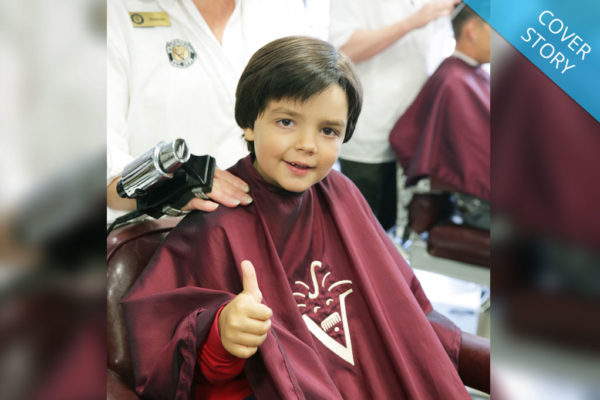 V's Barbershop - Where Traditional & Contemporary Meet