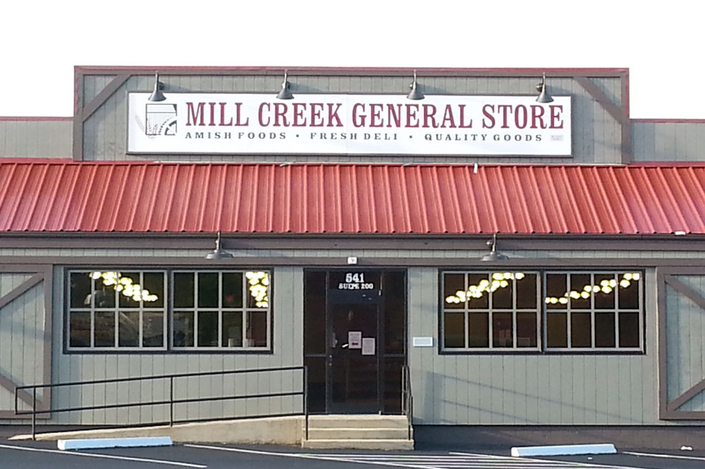 Mill Creek General Store:  Serving Quality, Whole Food Products in the Blue Ridge Area