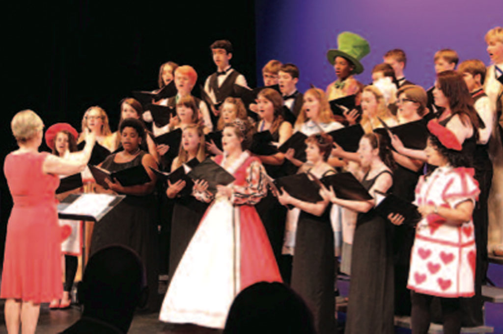 """""""Out and About"""" in Winston-Salem With the Winston-Salem Youth Chorus"""