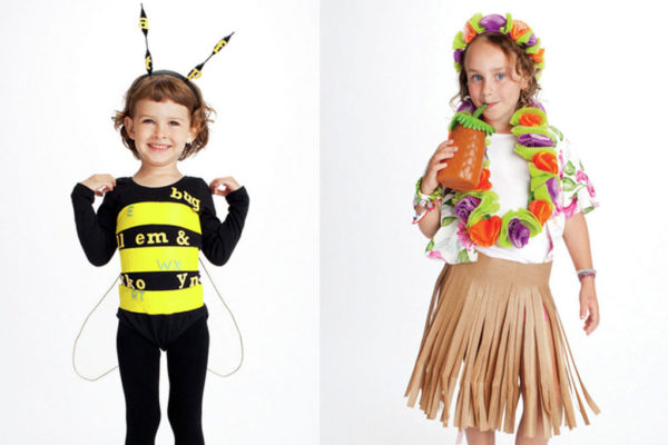 Fantastically Simple Do-It-Yourself Halloween Costumes!