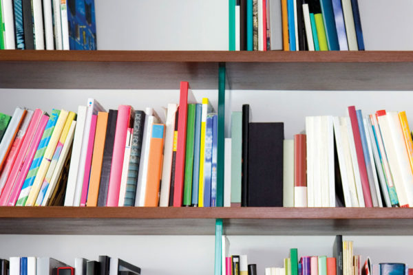 Musing About...The Theological Bookcase