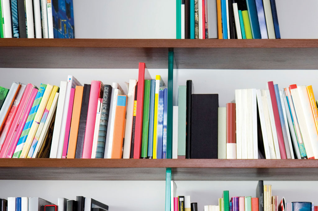 Musing About…The Theological Bookcase