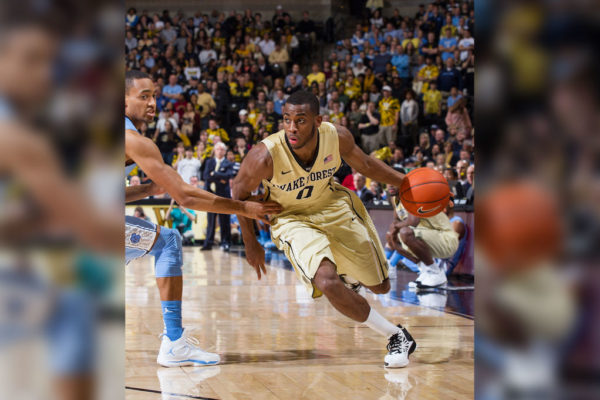 Manning the Sideline:  The Start of Something New in Wake Forest Basketball