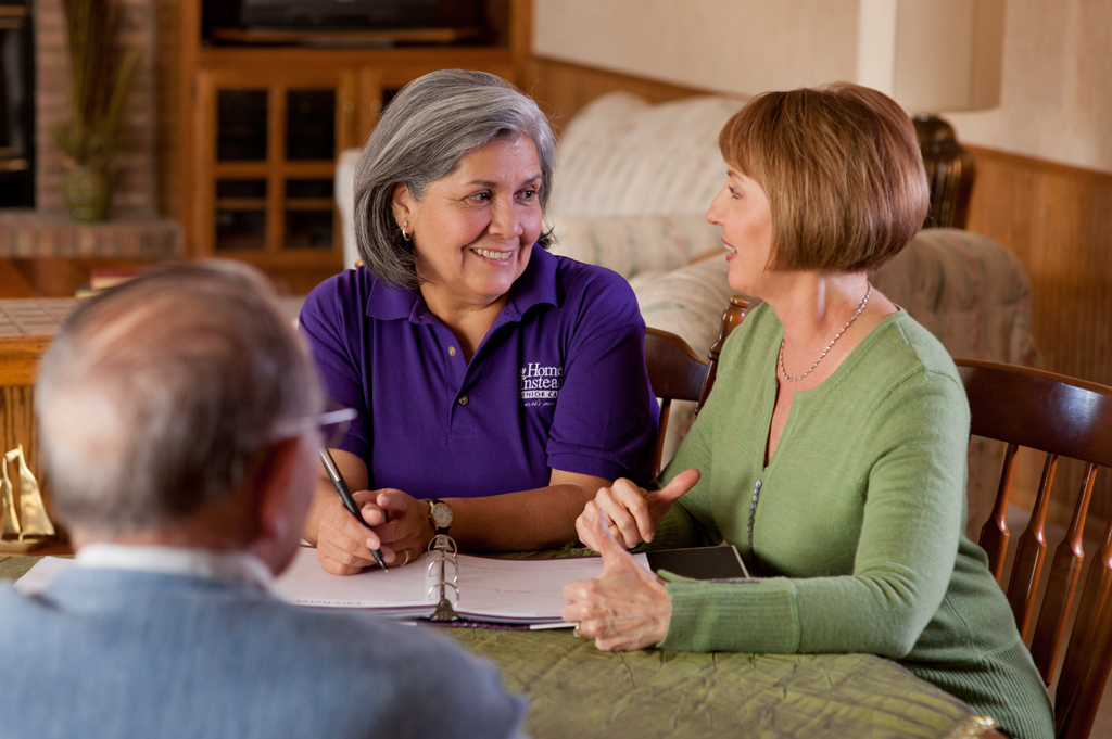 Home Instead Senior Care Helping Your Loved One Face the Issues of Aging