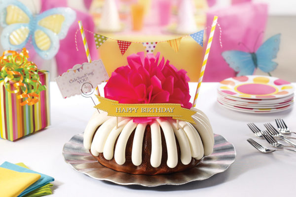 All About Birthday Cake