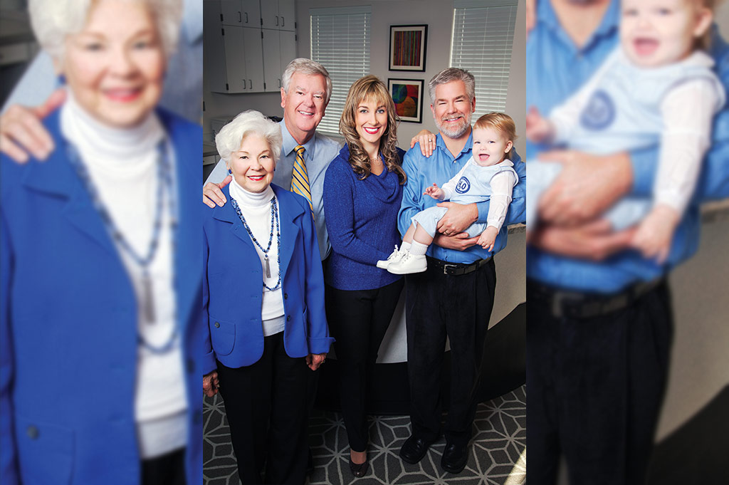 Drs. Handy & Handy Orthodontics From Their Family to Yours for Over 40 Years
