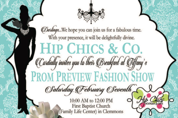 Hip Chics & Co Prom Preview Fashion Show