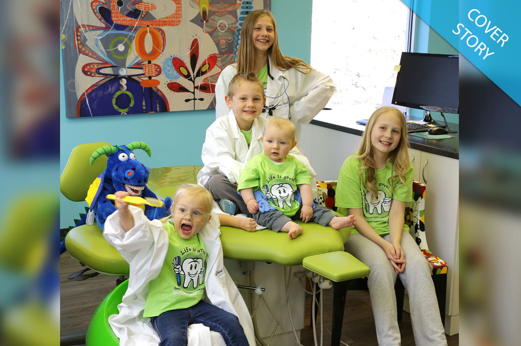 """Southern Dental Associates: Dr. Chad Shobe in Advance, NC is Giving Children Good """"Roots"""" for Dental Health"""