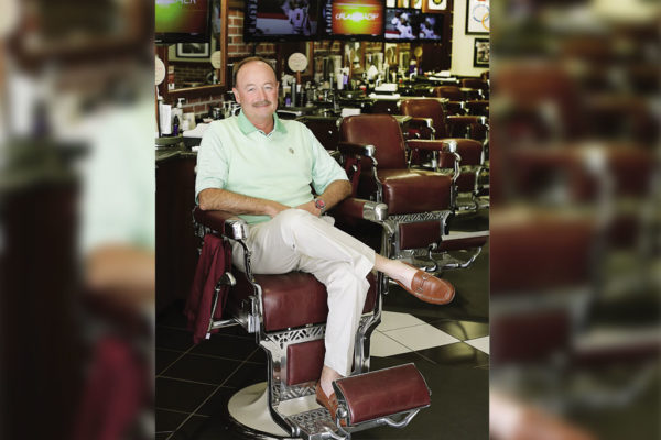 V's Barbershop Offers Old-Fashioned Charm for the 21st-Century Man