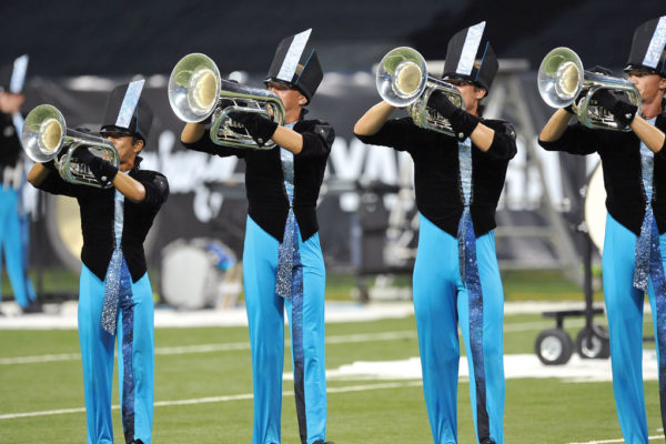 "Carolina Crown Leads the Field of ""Top 8"" in Winston Salem, Sunday, July 26, 2015"