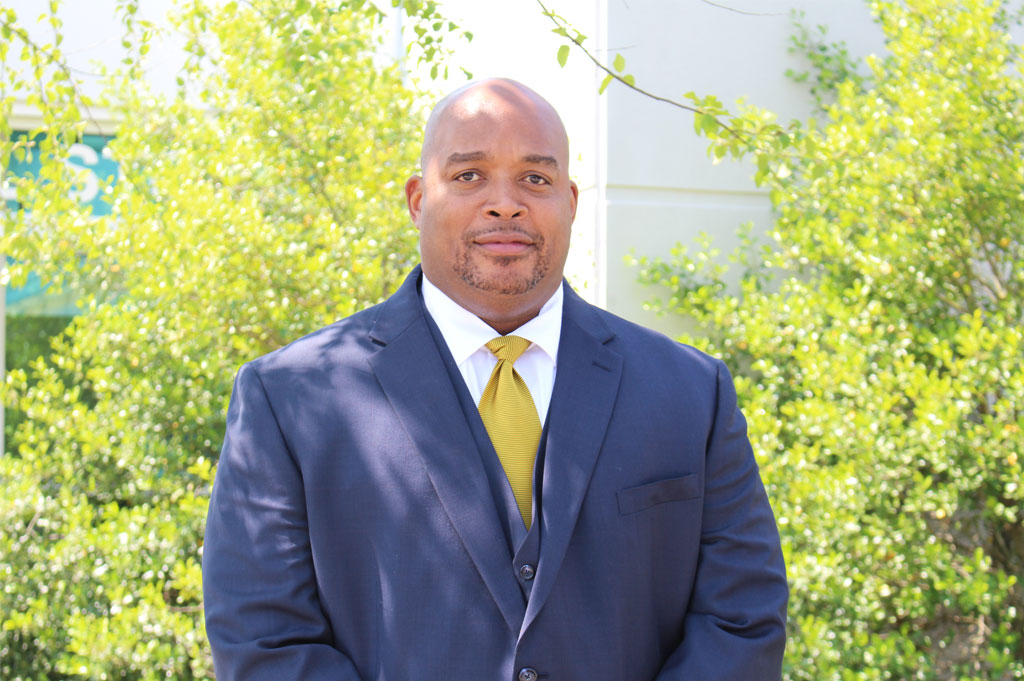 Antonio Stevenson:  Mentor and Founder of  My Brother's Second Chance