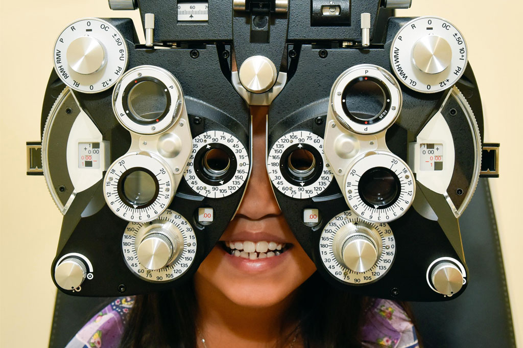 Forsyth Family Eye Care: Our Vision is your Vision! A New Office for an Established Practice