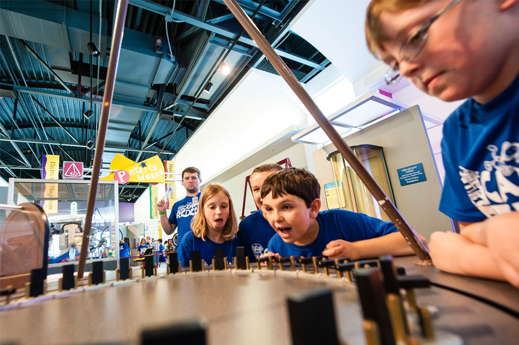 All Winston-Salem/Forsyth County Schools Now Have Free Admission for Field Trips to SciWorks