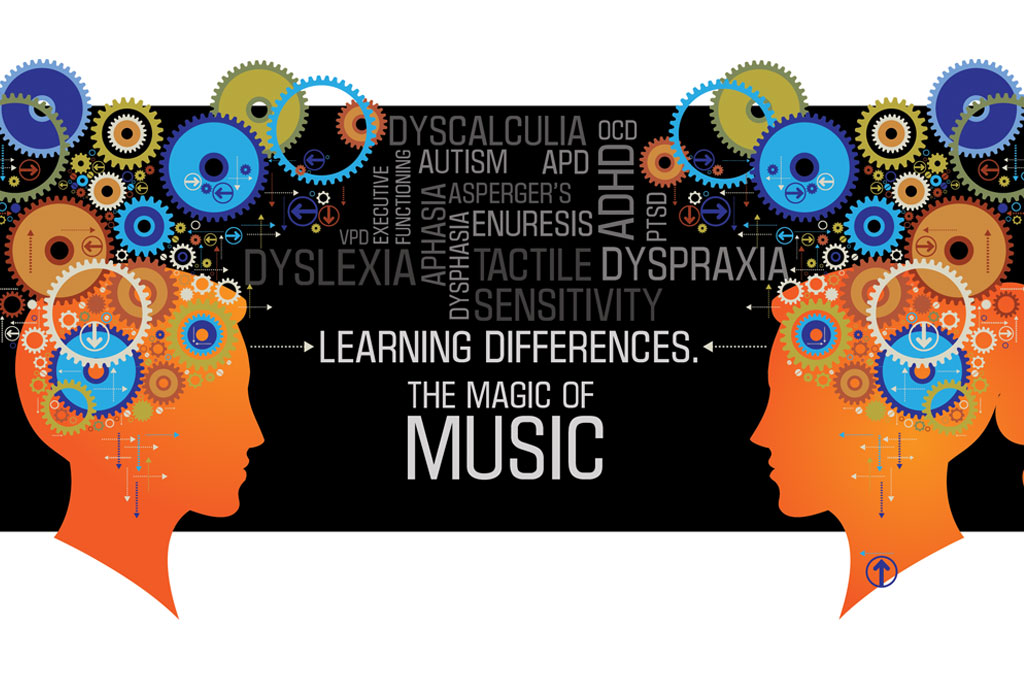 Learning Disabilities: the Magic of Music