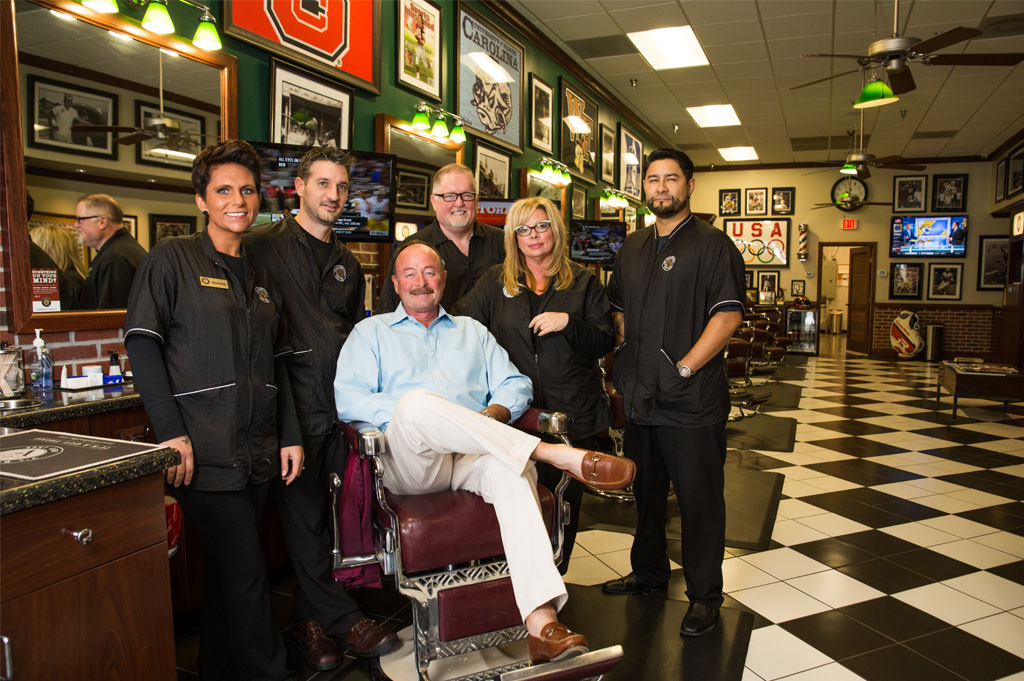 V's Barbershop – Excellent Service, Excellent Price, Excellent Experience