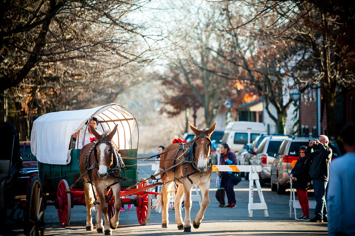 The Holiday Spirit is Alive and Well in Historic Old Salem - Forsyth ...