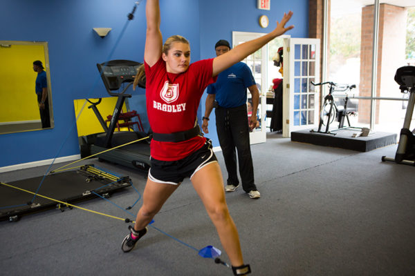 Beyond the Physical − Student Athletes Train for Life at Momentum Personal Training