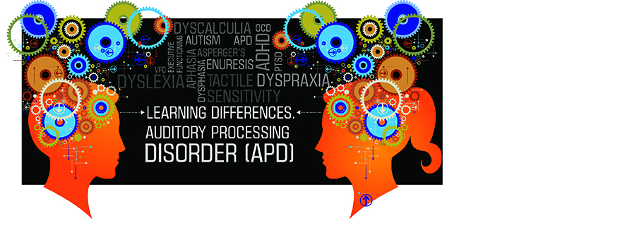 Learning Disabilities: Auditory Processing Disorder (APD)