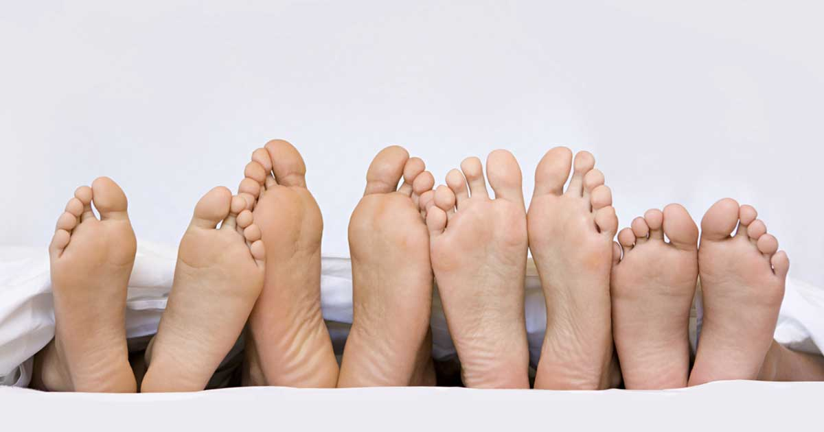 Five Myths about Foot Care: From Bunions to Broken Toes, Local Podiatrist Has Seen It All