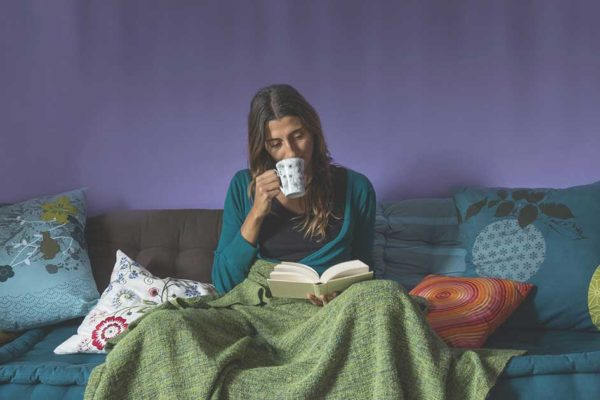 Cozy Up with a New Book during National Book Week