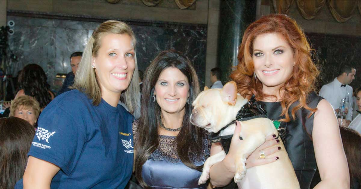 Lori Shore-Smith and Lilly From Puppy Mill to Paparazzi
