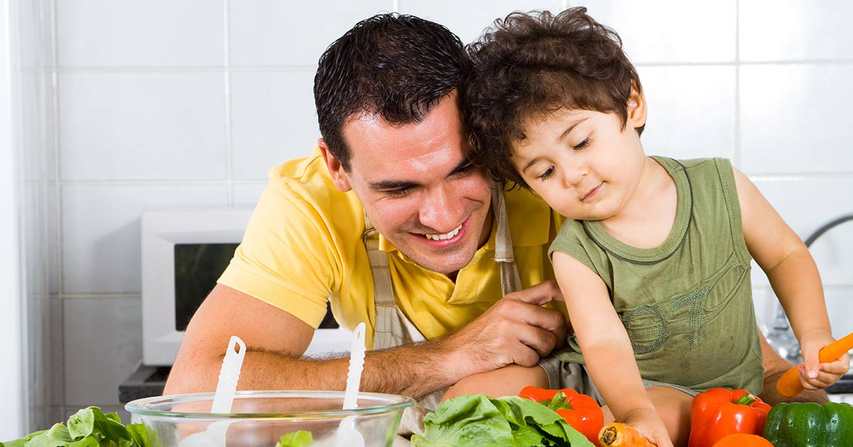 Teaching Children to Eat Well