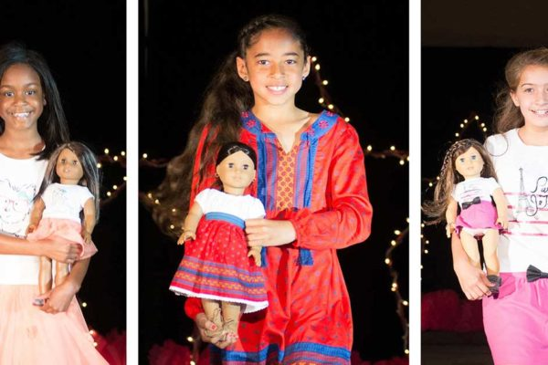 Join Us for History, Fashion, and Fun at the American Girl Fashion Show