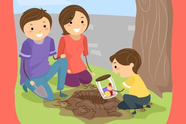 Creating a Family Time Capsule