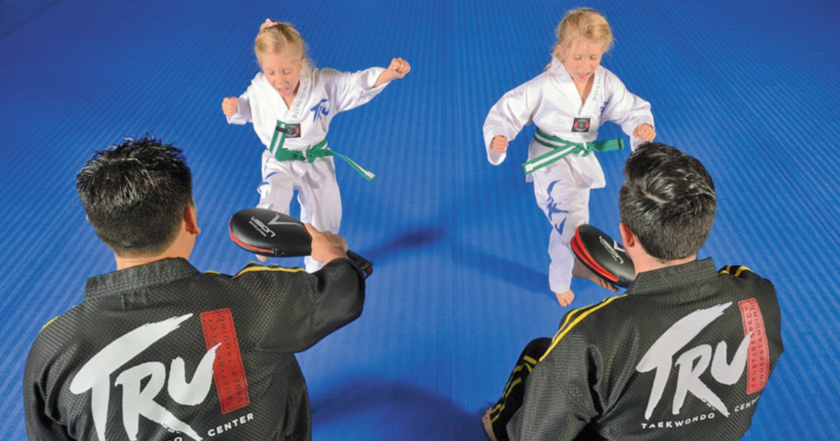 TRU Taekwondo Provides Strong Foundation for the Future