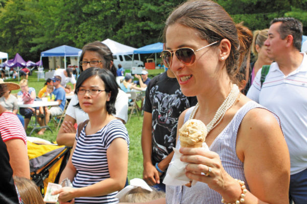 CLEMMONS 2nd ANNUAL ICE CREAM FESTIVAL I Scream, You Scream, We All Scream for Ice Cream