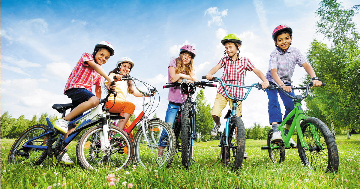 Helping Our Kids Become More Active