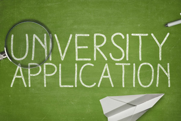 Acing the College Admissions Process