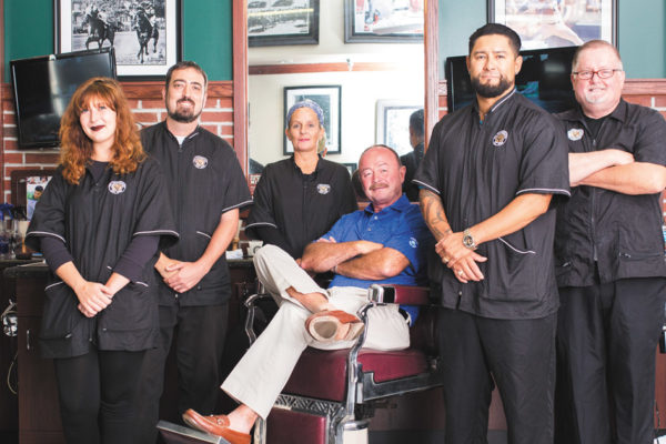 V's Barbershop: America's Favorite Barber Shop