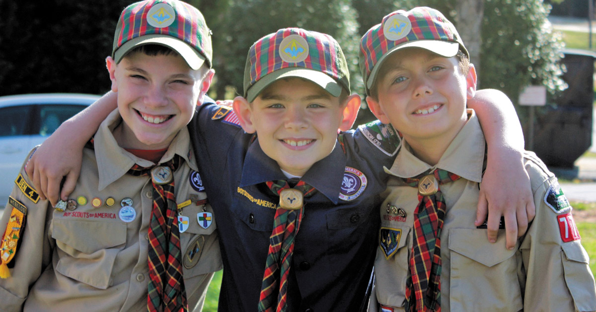Journey to the Wild West all started with Cub Scout Adventure