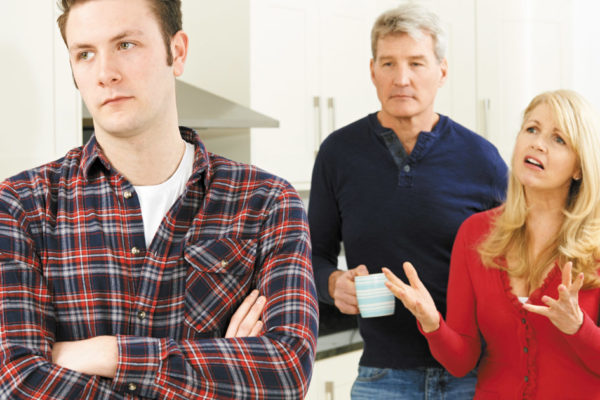 Family Roles in Transition:  Parents and their Adult Children