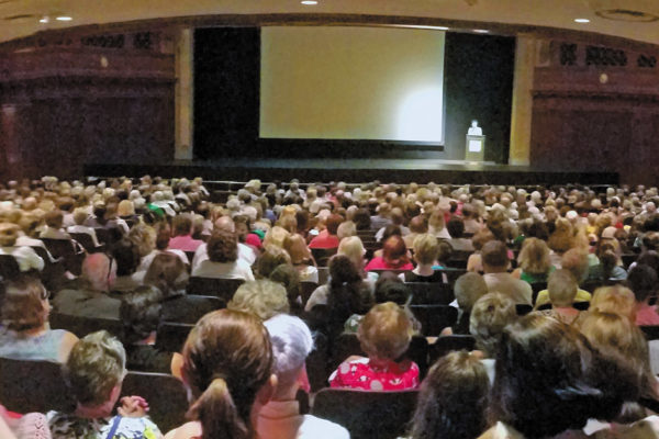 """""""Out and About"""" in Winston-Salem with… Bookmarks' Festival of Books & Authors"""