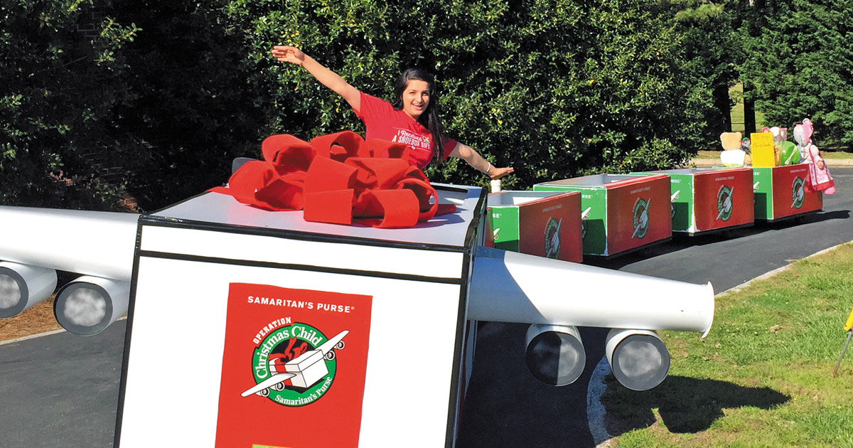 Operation Christmas Child Beyond the Box