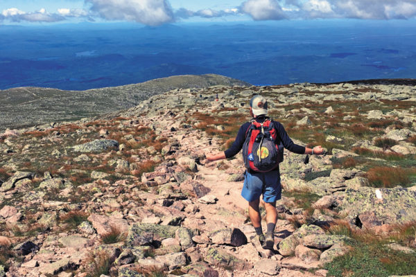 Hiking the Appalachian Trail with Christian Monroe