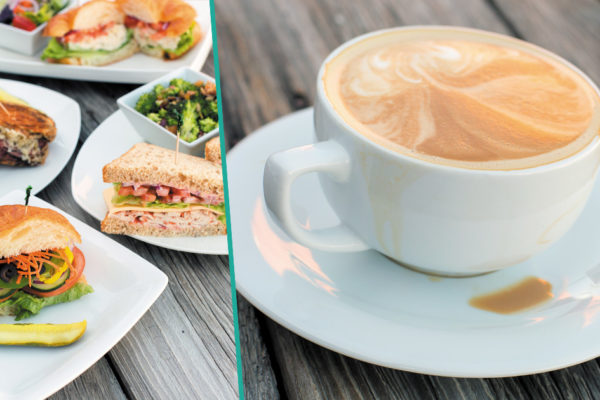 Ketchie Creek Bakery & Café In The Café or On the Patio, Share Their Deliciousness With Someone You Love