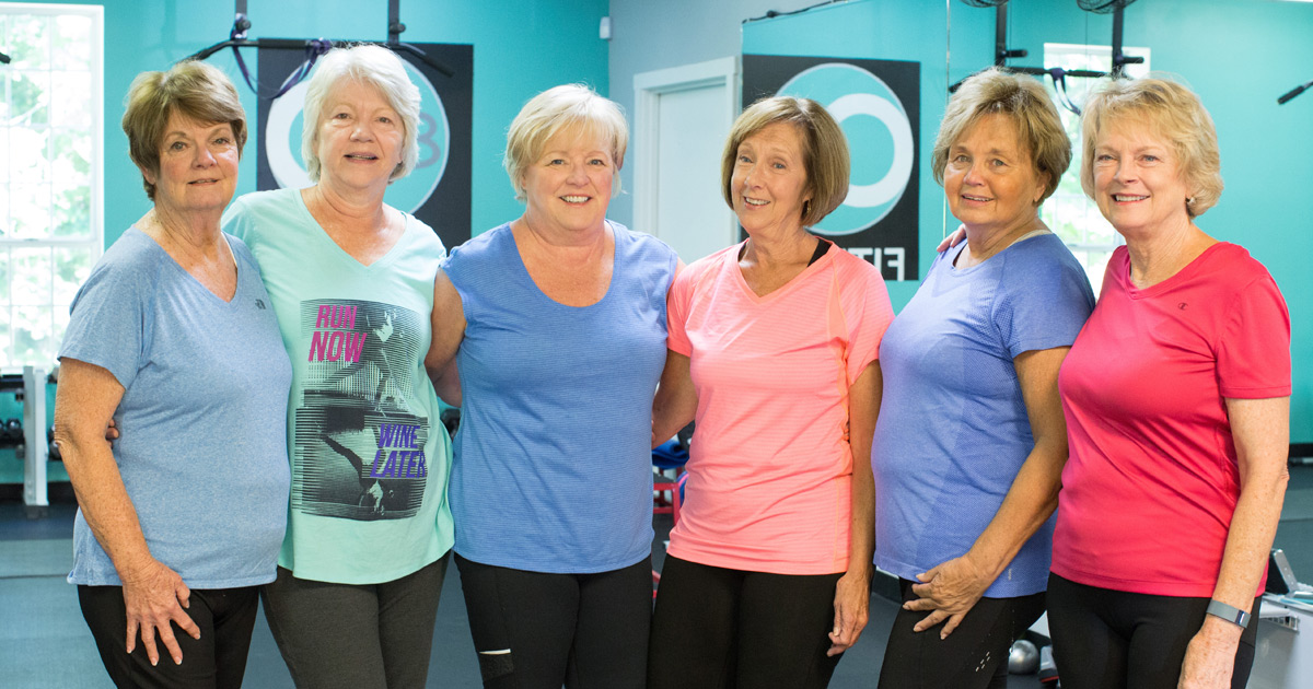 Taking Fitness to Another Generation: Senior Fitness at C3 Fitness