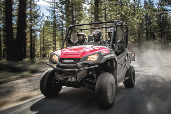 Honda of Winston-Salem - Making Proper ATV & SSV Safety a Top Priority