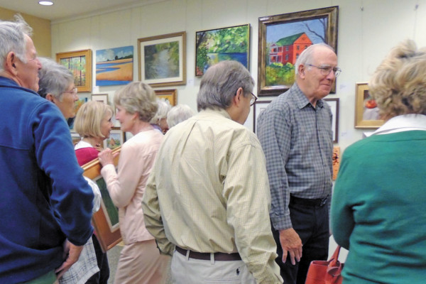 Art Show and Sale Benefiting Meals-on-Wheels