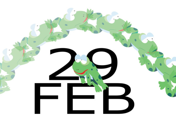 Your Birthday is When? Leap Year Facts and Fun