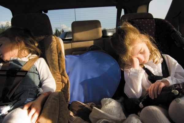 It's a Grand Life - Car Trips with the Grandkids