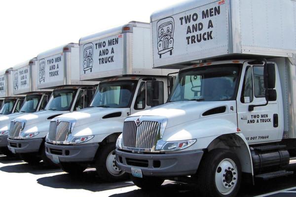 Two Men and A Truck Movers Who Care®