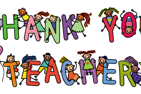 From One Student to Another – Teacher Appreciation Edition