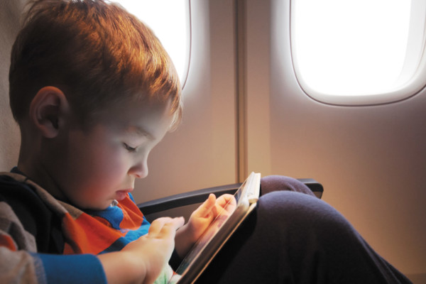 Taking the Stress Out of Traveling with Kids