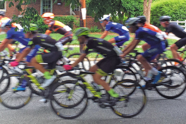"""Out and About"" in Winston-Salem with the W-S Cycling Classic"