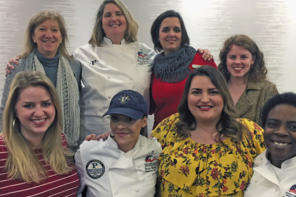 The Women Behind Second Harvest Food Bank's Triad Community Kitchen
