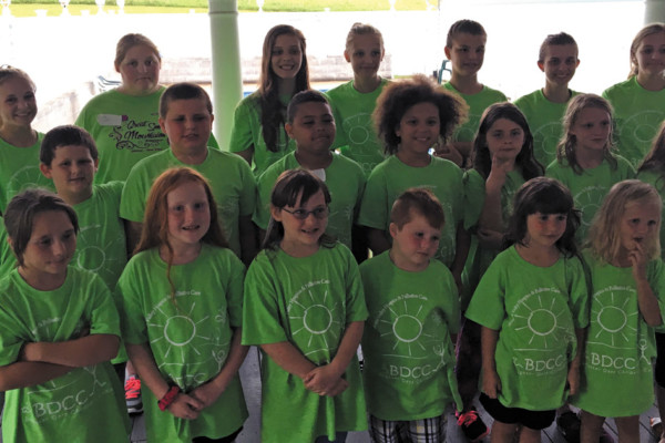 2017 Brighter Days Children's Camp Hosted by Mountain Valley Hospice & Palliative Care